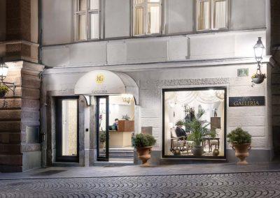 HOTEL GALLERIA LJUBLJANA