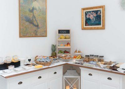 HOTEL GALLERIA LJUBLJANA - Breakfast 1
